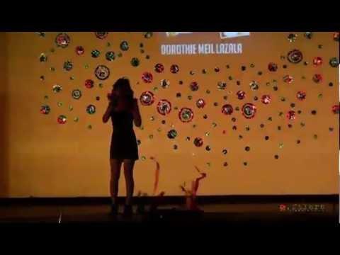 USC-NC Carolinians Got Talent 2012 18-Dorothie Meil Lazala (CNo 12)