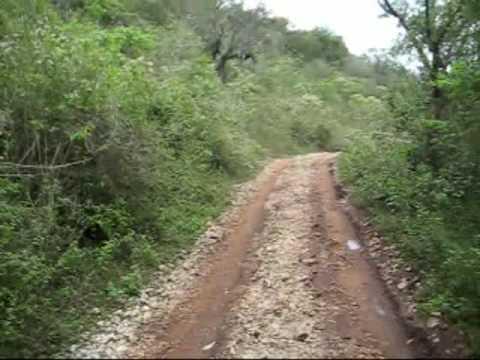 Camino a El Cielo, Gomez Farias, Tamaulipas