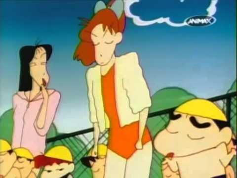 Shin Chan 88 Las pompas salvan el dia