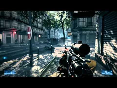 Battlefield 3 i5 2500K + GTX 570 (ultra)