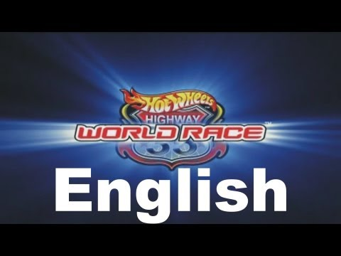 Hot Wheels Highway 35 World Race - english-us