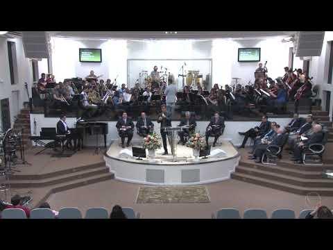 Orquestra Sinfônica Celebração - Harpa Cristã | Nº 291 | A mensagem da cruz - 21 10 2018