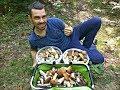 Белые грибы МЕШКАМИ|Грибная охота сентябрь 2018|Евгений Лагуткин