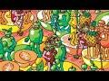 Фрагмент с средины видео - Где Уолли? 4 уровень. Where's Wally? 4 level