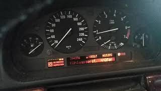 Двигатель (ДВС) BMW 5 E39 (1995-2003) Артикул 52350384 - Видео