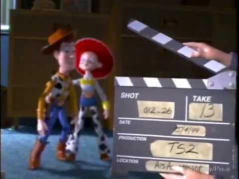 Disney - Pixar-s Toy Story 2 Bloopers de los Titulos - Audio latino - Buena Calidad