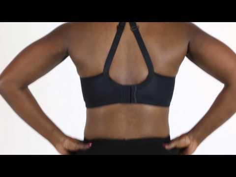 Panache sports bra bounce test