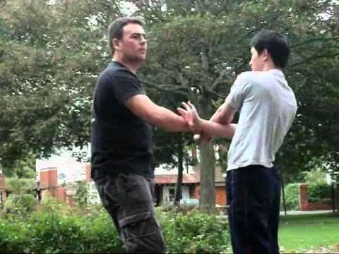 Jeet - Kune - Do Training and conditioning -  Dynamic JKD Trapping from the 70's