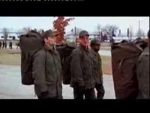 Stripes (1981) -  Hey, we-re walking!