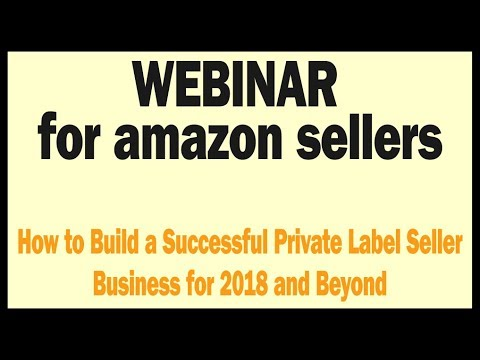 How to Build a Successful Amazon Private Label Seller Business for 2015 and Beyond