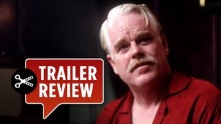 The Master (2012) Instant Trailer Review