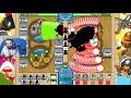 Фрагмент с конца видео x10 NUCLEAR SUPER MONKEY TOWER MOD - BLOONS TD BATTLES MOD