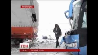 В Житомире за день выпала месячная норма осадков