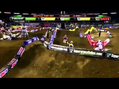 2012 Ama Supercross 450 Main Event Rd 6 San Diego