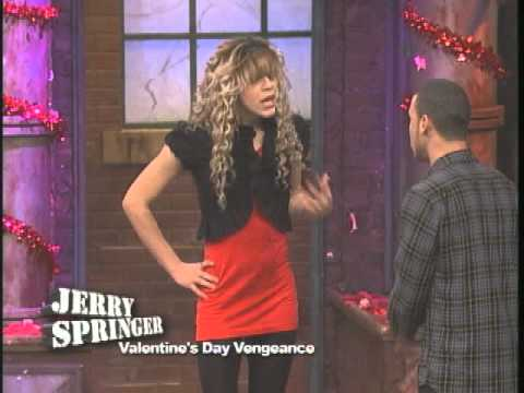 Meet Serenity! (The Jerry Springer Show)