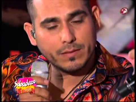 Espinoza Paz en la Intimidad con la licenciada Pamela en Sabadazo
