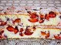 ПИРОГ со СЛИВАМИ Быстрый в приготовлении ВКУСНЫЙ ПИРОГ заливной пирог Пирог со сметаной ПИРОГИ