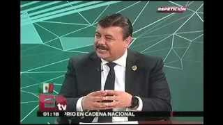 Entrevista de Excelsior al titular de la SSPDF