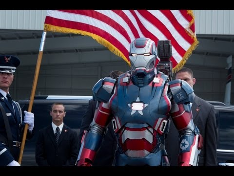 Iron Man 3 -- Official Trailer Marvel | HD