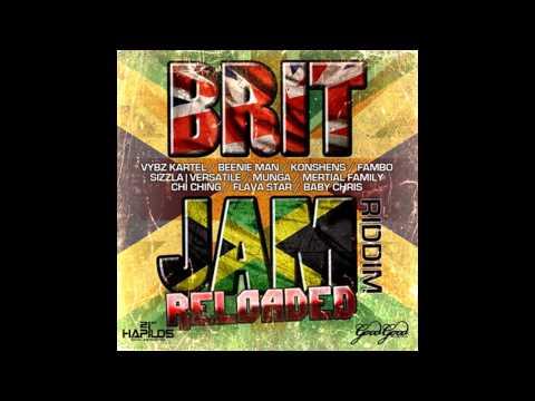 Fambo - Baby Chris Party - Brit Jam Reloaded Riddim - February 2012