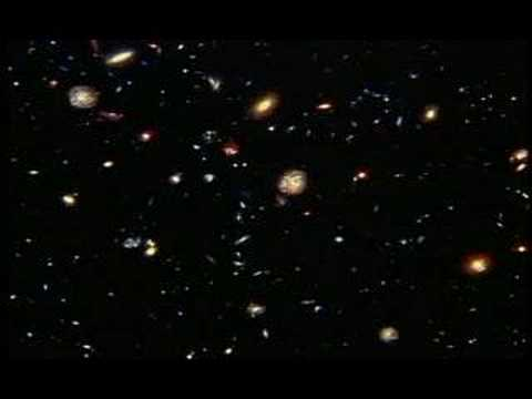 Carl Sagan 100 Billion Galaxies each W/100 Billion Stars