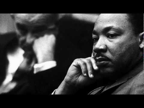 Martin Luther King Jr Speaks (Our) Zeitgeist