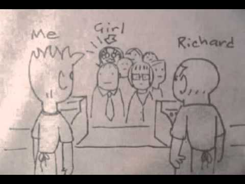 """Richard's Cash Register"" Tales Of Mere Existence"