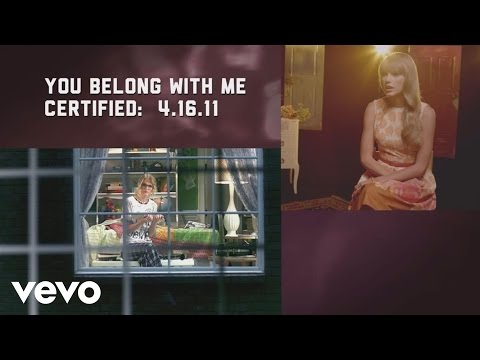 #VEVOCertified, Pt. 5: You Belong With Me (Taylor Comment...