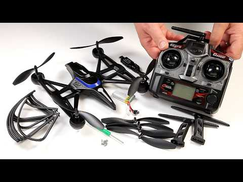 JJRC H50 windseeker Full review including flights with cameras - UCndiA86FXfpMygSlTE2c70g