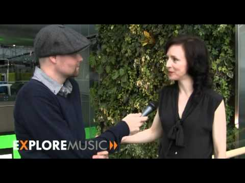 Sarah Slean visits ExploreMusic