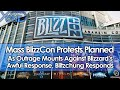 Mass BlizzCon Protests Planned As Outrage Mounts Against Blizzard, Blitzchung Responds