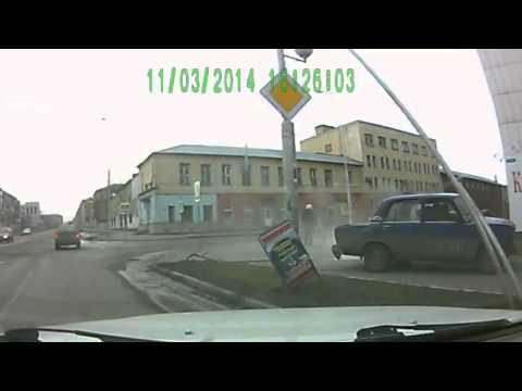 Russian Car Crash Compilation November 2014 part 1