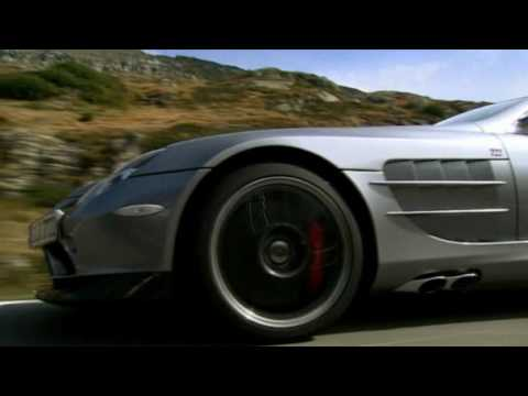 Mercedes Benz SLR 722 Promo (HQ)