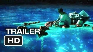 Life Of Pi Official Trailer (2012) - Ang Lee Movie HD