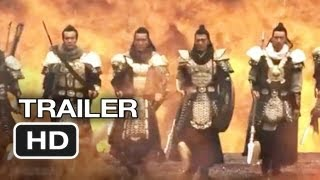 Saving General Yang Official Trailer (2013) - War Movie HD