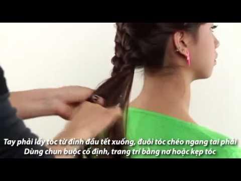 3 kiểu tết tóc nhanh dễ thương như Chi Pu
