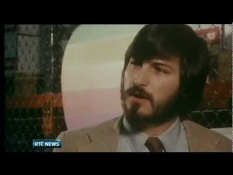 RTÉ-s Pat Kenny 1980 interview with Steve Jobs
