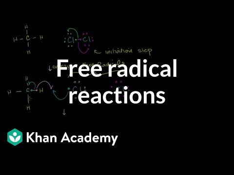 Free Radical Reactions