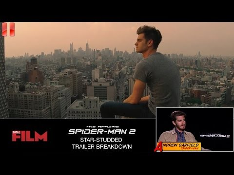 Amazing Spider-Man 2 Cast Trailer Breakdown with Andrew Garfield, Emma Stone & Marc Webb