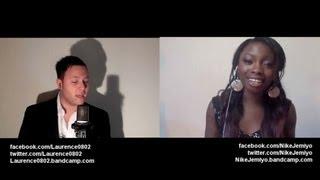"Labrinth feat Emeli Sande ""Beneath Your Beautiful"" cover @Laurence0802 @nikejemiyo"