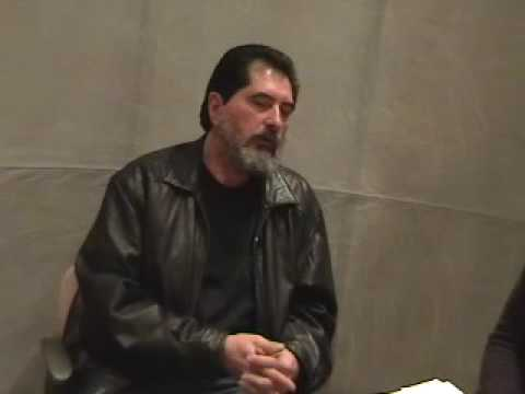 Italian Interview Pasquale Verdicchio PART 1Italian Interview to Pasquale Verdicchio PART 1