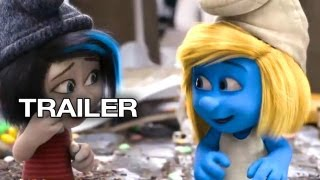 Smurfs 2 Official Trailer (2013) - Neil Patrick Harris Animated Movie HD