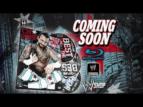 CM Punk: Best in the World Trailer - Coming soon to DVD and Blu-Ray
