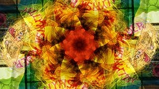 Photoshop: How to Make a KALEIDOSCOPE from a Photo from scratch
