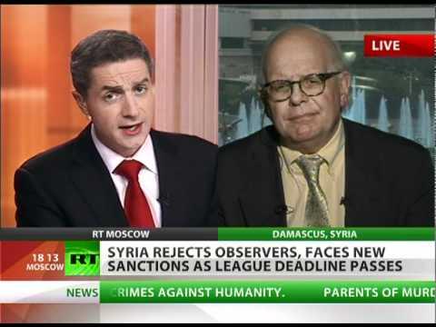 CIA death squads behind Syria bloodbath?
