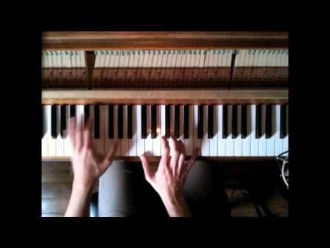 Coldplay - Paradise (piano cover + chords + sheet music)