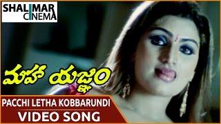 Picchi Letha Kobbarundi Video Song || Maha Yagnam