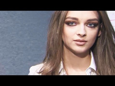 Daga Ziober - Model Highlights at Fashion Week Fall/Winter 2012-13 | FashionTV