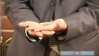 Cómo hacer magia con monedas : Desaparición volteada