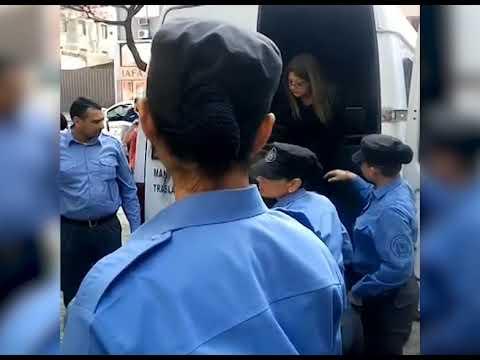 Juicio por narcotráfico: Así trasladaban a las mujeres imputadas
